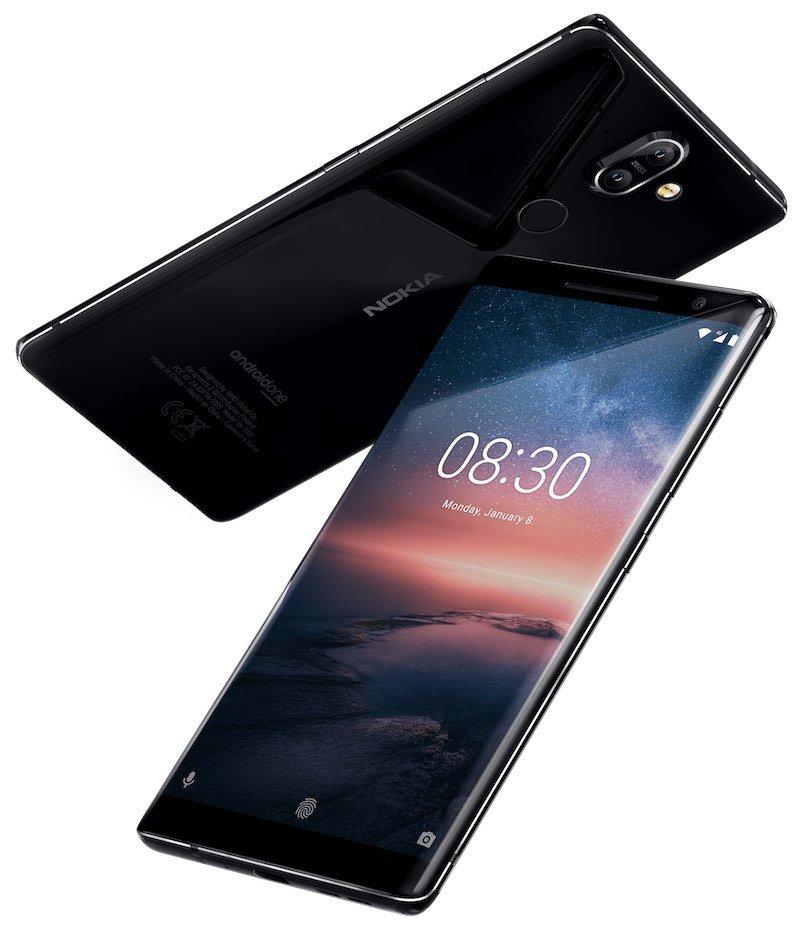 Nokia 8 Sirocco - AndroidPure