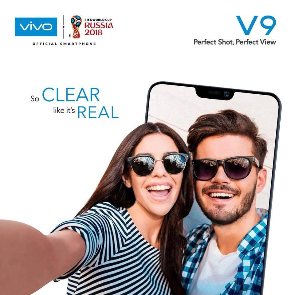 2 Exclusive: Vivo V9 Retail box and real images leak ahead of official launch 1