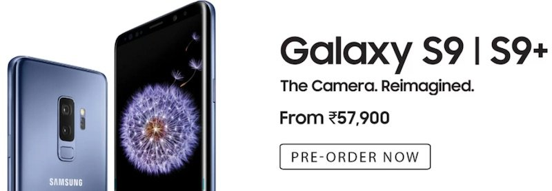 Galaxy S9 S9 india price - AndroidPure