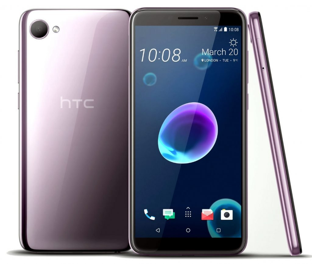 HTC Desire 12 HTC Desire 12 and Desire 12+ with 18:9 full-screen display launched in India 1
