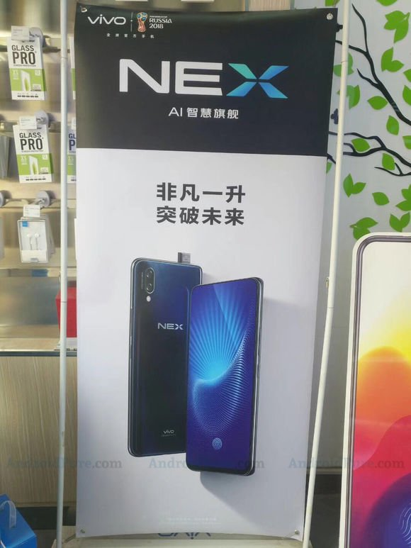 Vivo NEX Vivo NEX poster and specifications leak, suggest SD845 and SD710 variants 1