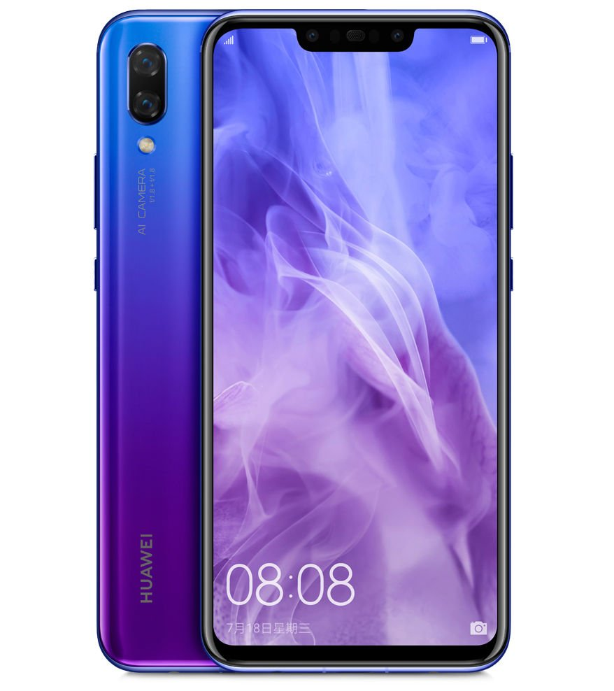 Huawei Nova 3 2 Huawei Nova 3 and Nova 3i with Notch, Four Cameras launched in India 1 News | Phones