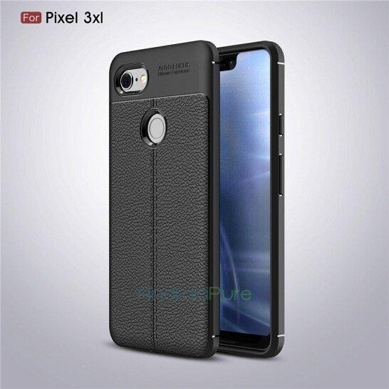 PIXEL 3 XL f Exclusive: Pixel 3 XL leaked cases reveal notch, single rear camera 6 Leaks | News | Phones