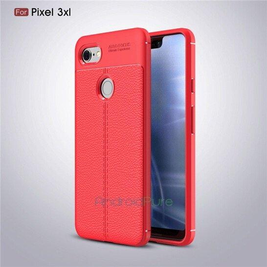 PIXEL 3 XL g Exclusive: Pixel 3 XL leaked cases reveal notch, single rear camera 7 Leaks | News | Phones