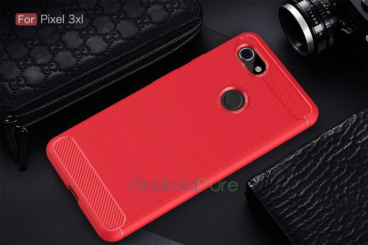 PIXEL 3 XL i Exclusive: Pixel 3 XL leaked cases reveal notch, single rear camera 8 Leaks | News | Phones