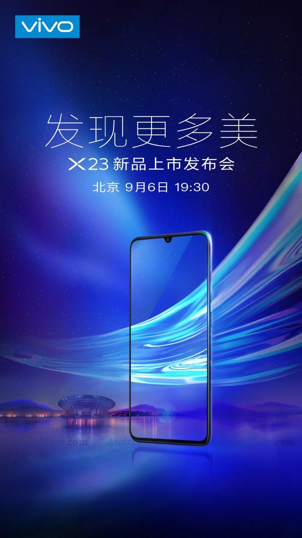 Vivo X23 Launch - AndroidPure