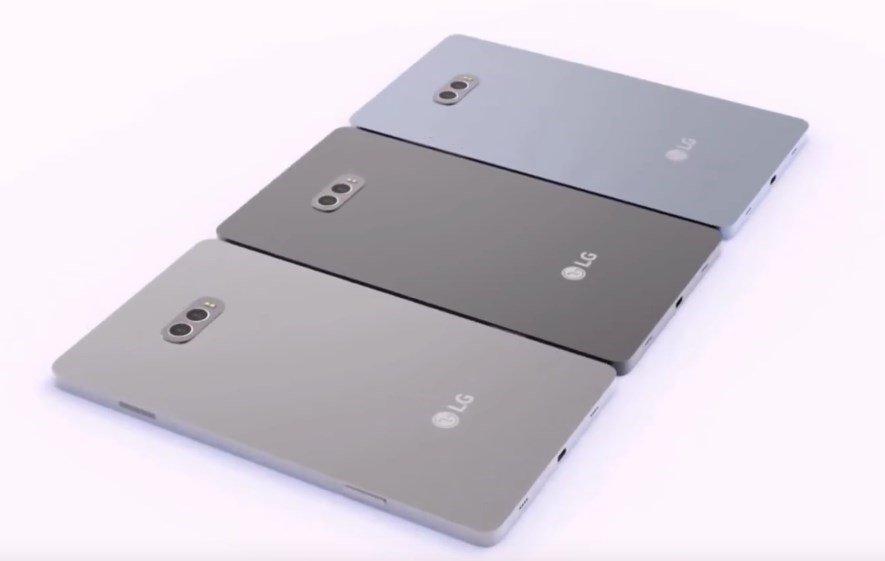 LG Q9 leak