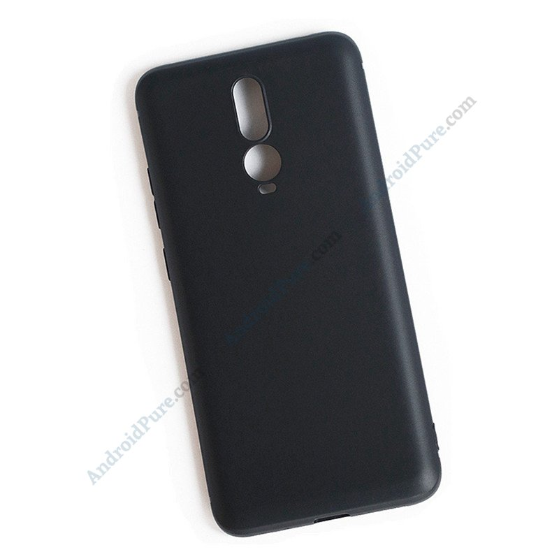 Oneplus 6T b Exclusive: OnePlus 6T cases reveal triple camera, waterdrop display 5