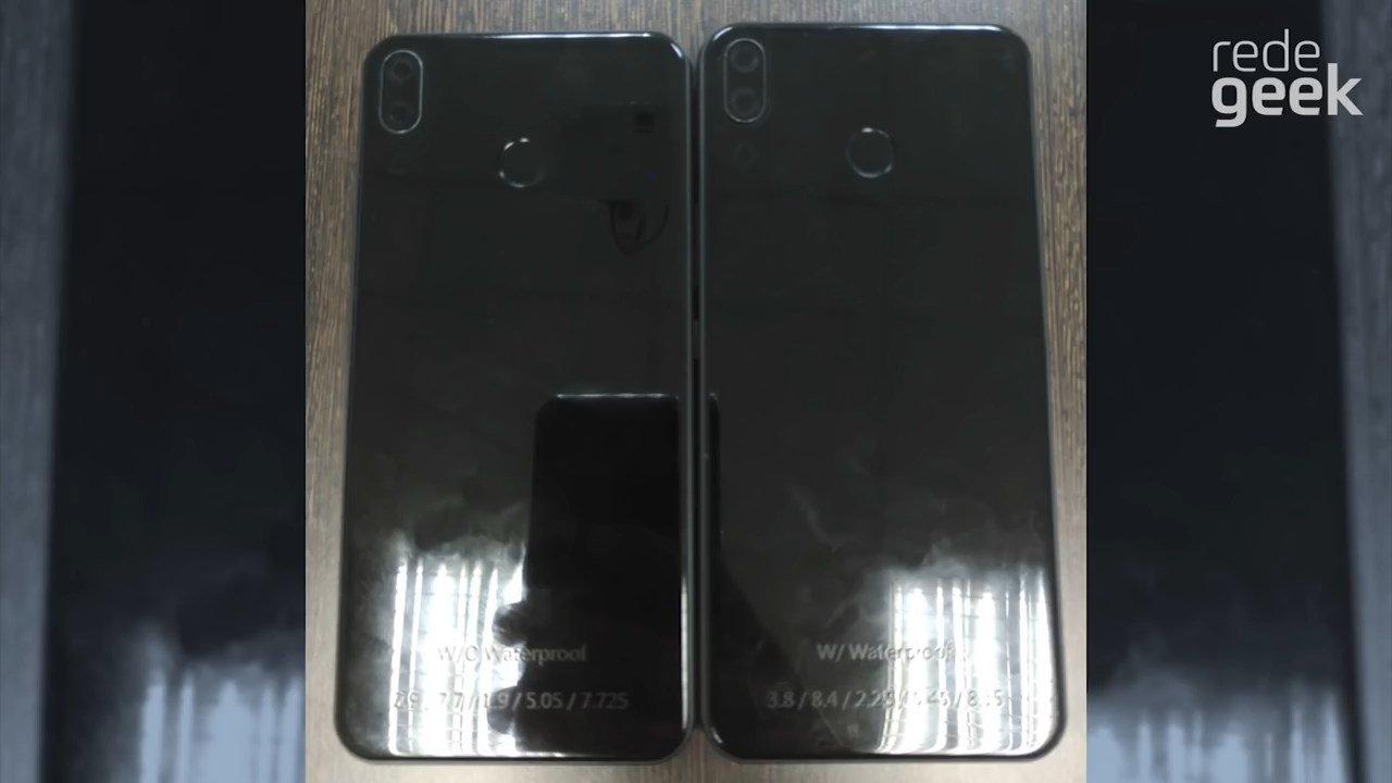 Asus ZenFone 6 leaked prototype