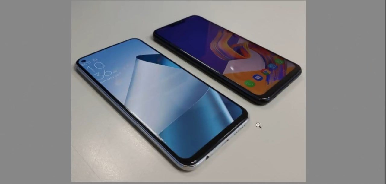 Asus ZenFone 6 leaked prototype video 4 ASUS Zenfone 6 leaked prototype designs reveal triple rear cameras and notch-less display [Updated] 4
