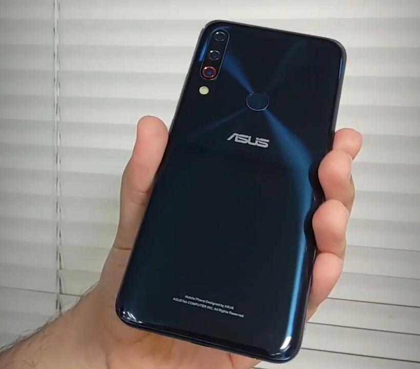 Asus ZenFone 6 triple camera ASUS Zenfone 6 leaked prototype designs reveal triple rear cameras and notch-less display [Updated] 2