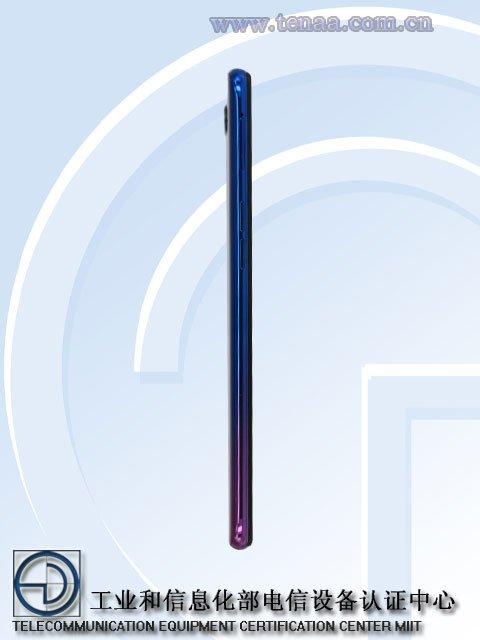 OPPO K1 3 Official Oppo K1 Render confirms In-Display Fingerprint and waterdrop display 5