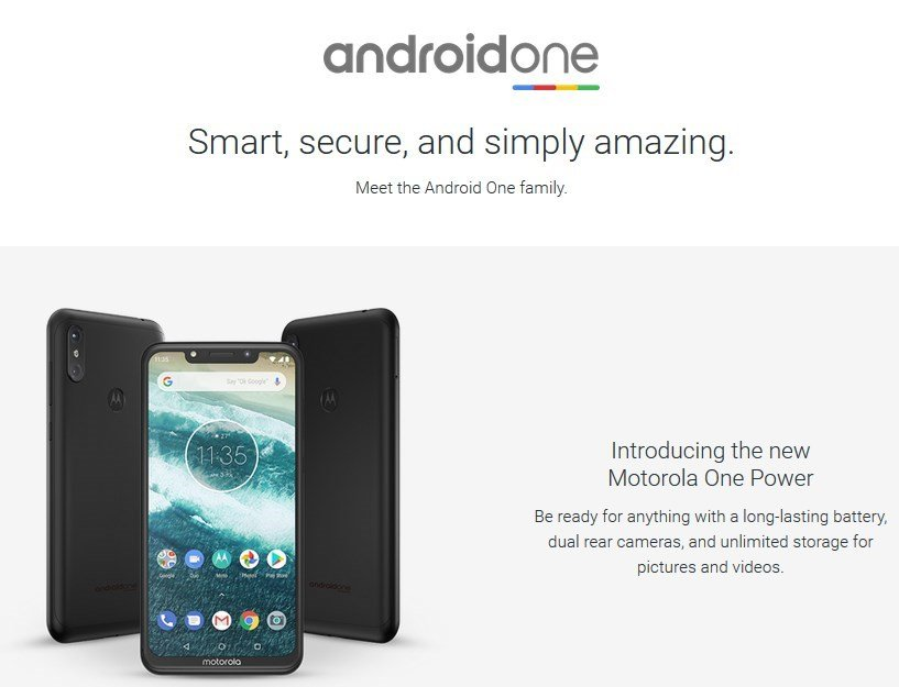 Android One OS update support a Google reassures Android One phones will get 2 years of OS Updates 1