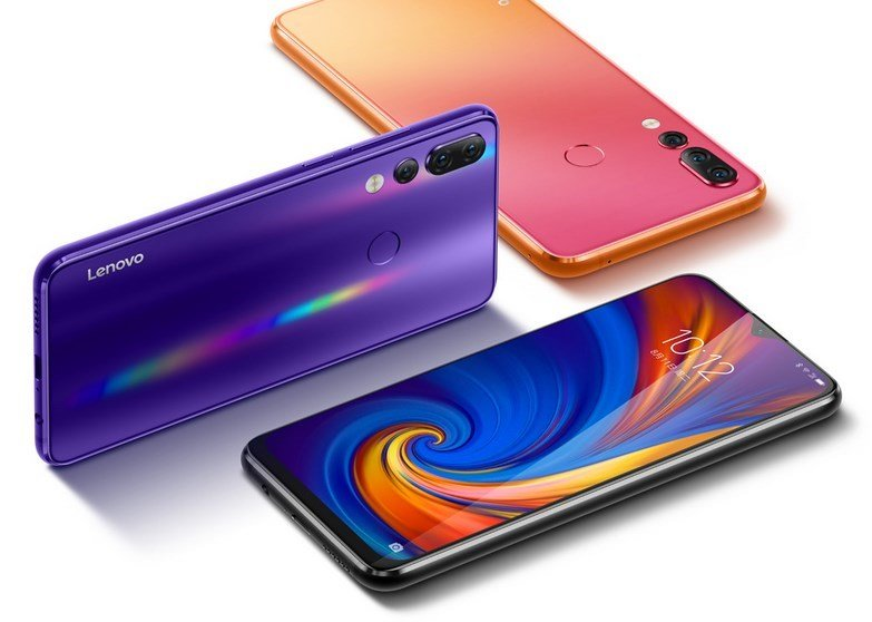 Lenovo Z5s c 1 Lenovo Z5s with triple rear cameras, Snapdragon 710 launched in China 1