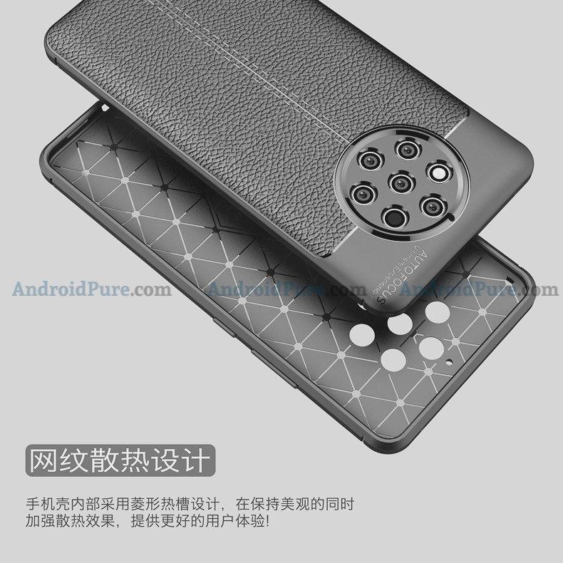 Nokia 9 case c Exclusive: Nokia 9 Case images confirm the Penta-Lens Camera 2