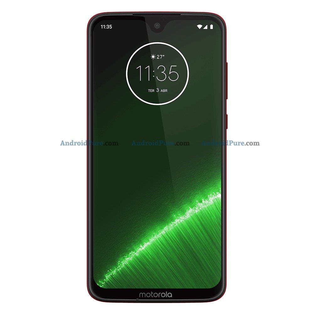 02 moto g7 plus 64gb rubi Exclusive: Motorola Moto G7 Plus Press Renders and Hardware Specifications leak 5