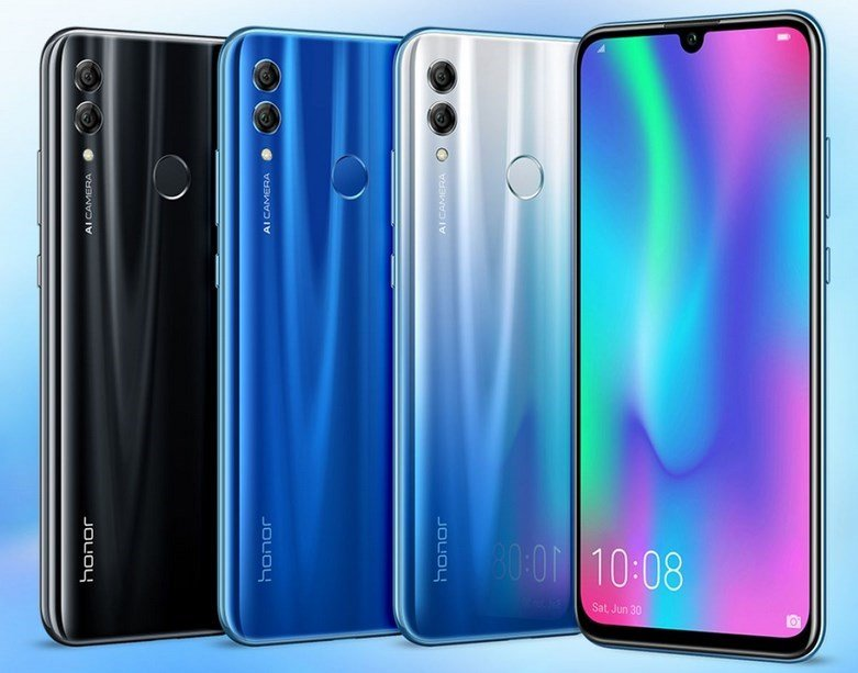 Honor 10 Lite India