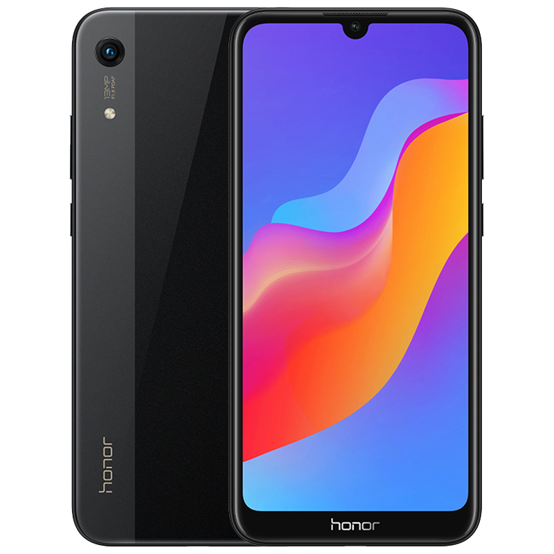 Honor 8A magic night Black