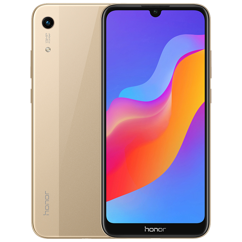 Honor 8A platinum gold
