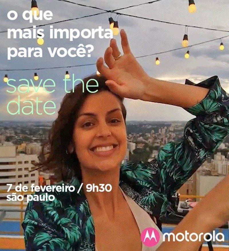 Moto G7 Feb 7 Motorola Moto G7 to officially launch on Feb 7 in Brazil 1