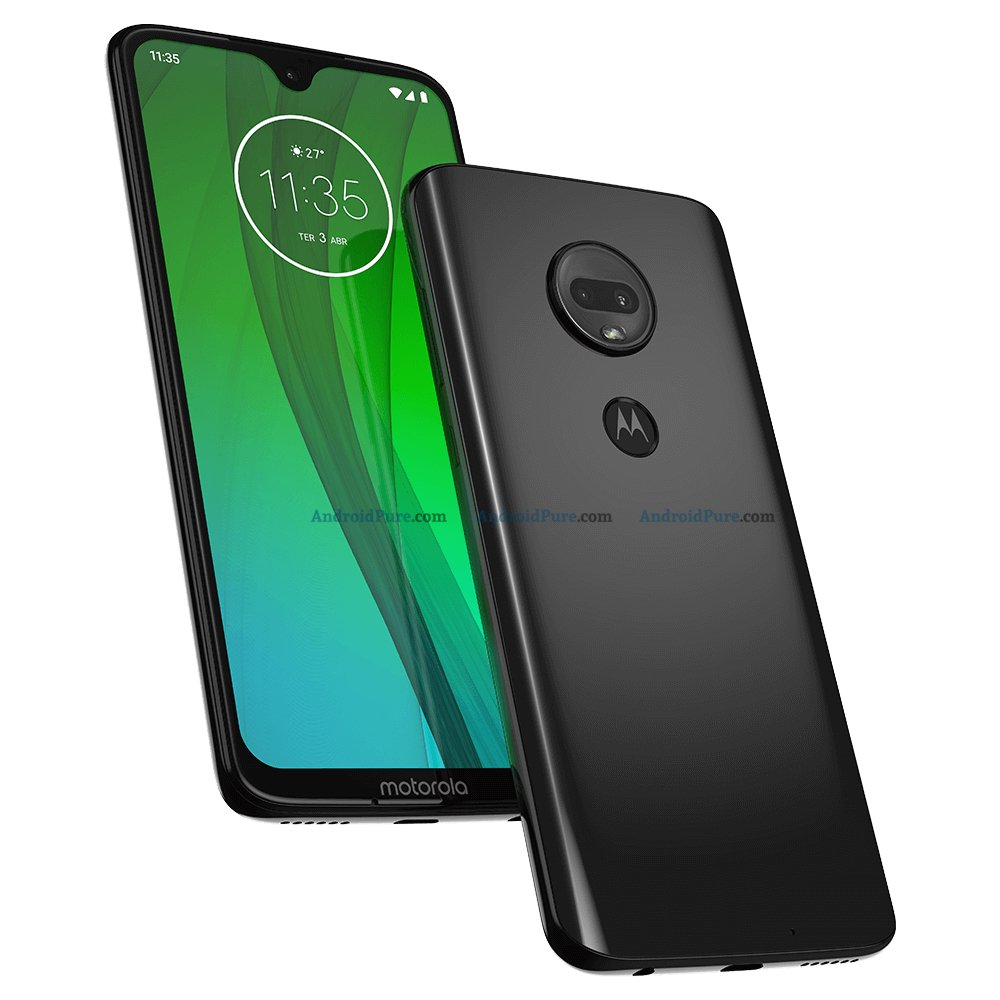 Moto G7 official Render a Exclusive: Motorola Moto G7 Press Renders and hardware Specifications 1