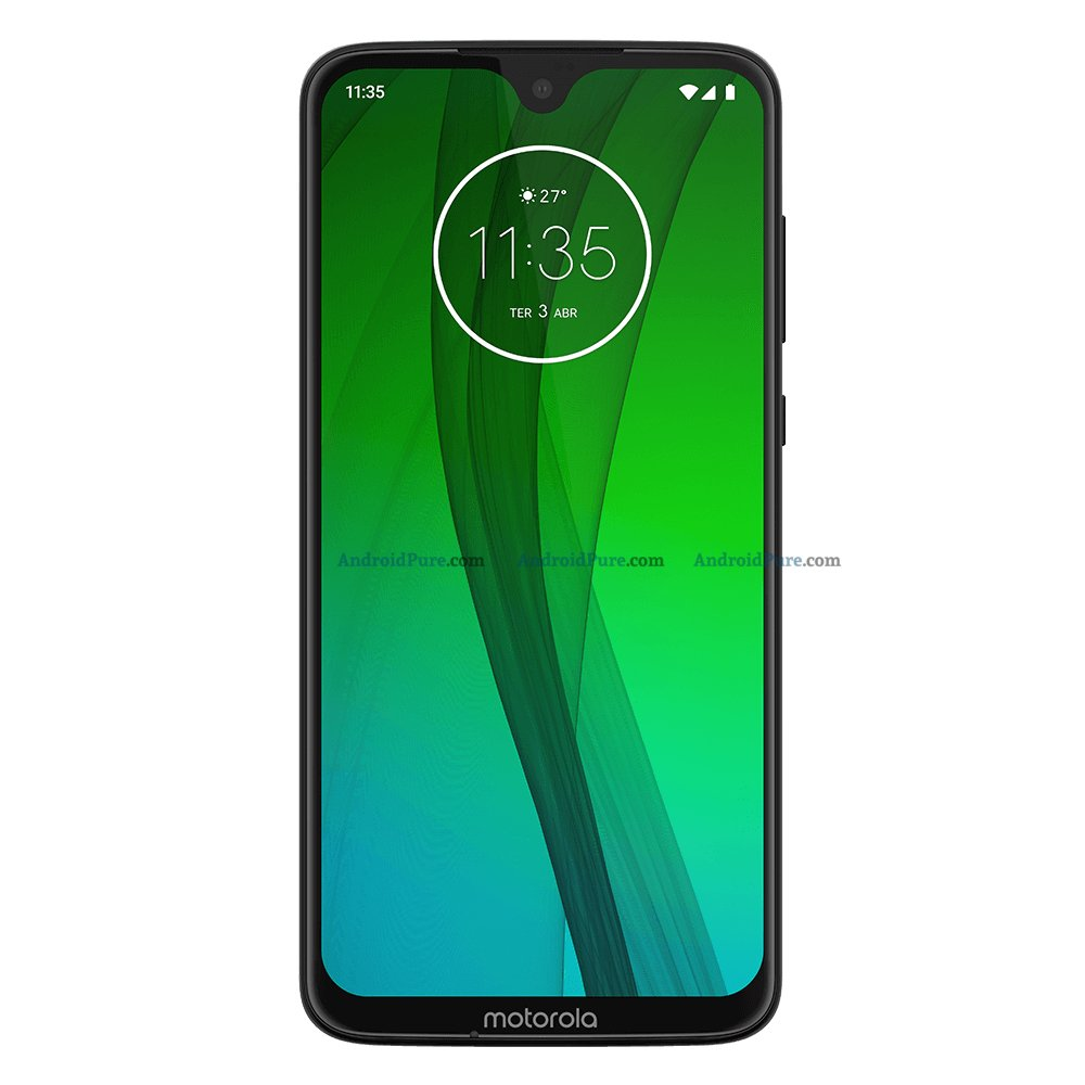 Moto G7 official Render b Exclusive: Motorola Moto G7 Press Renders and hardware Specifications 3