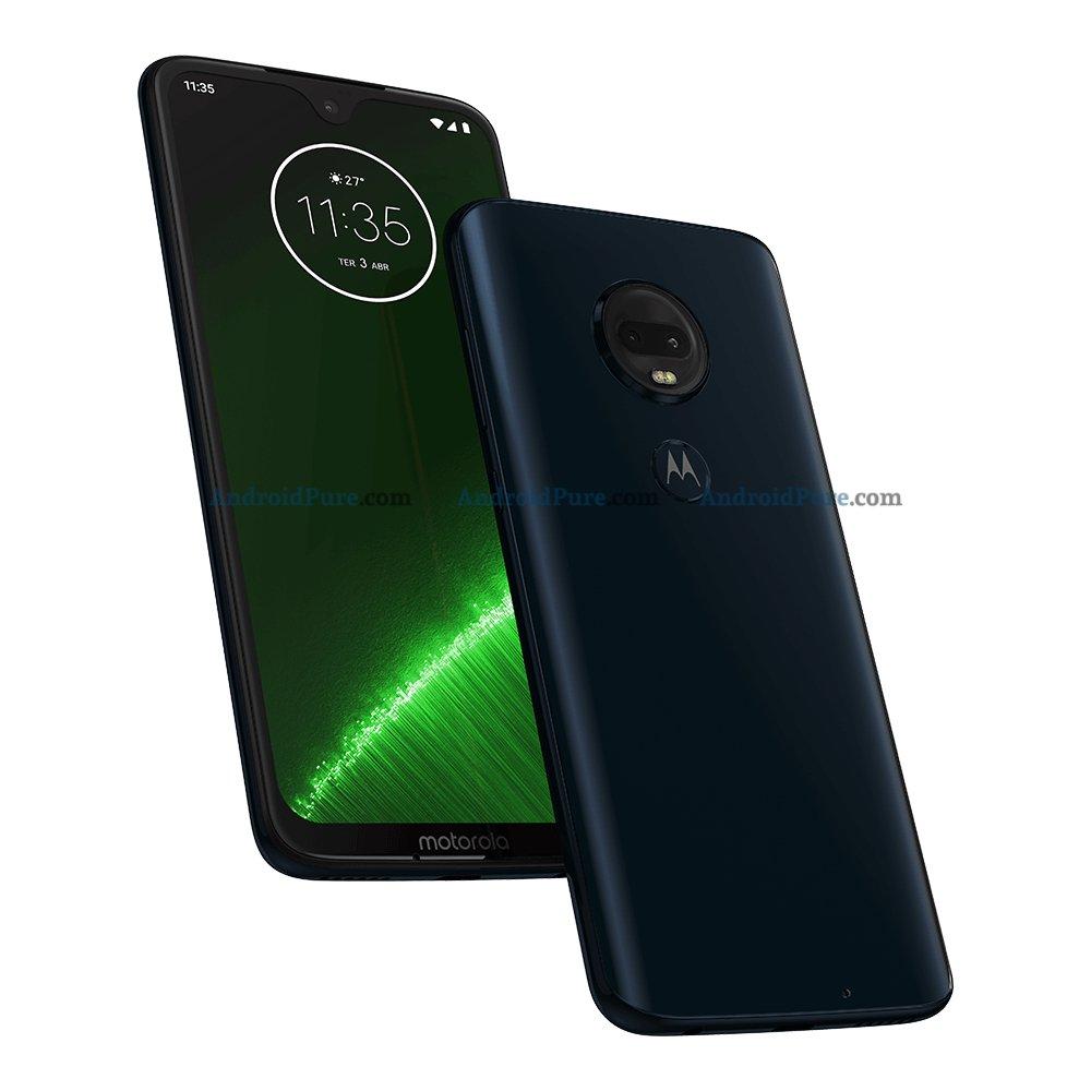 moto g7 plus 64gb indigo Exclusive: Motorola Moto G7 Plus Press Renders and Hardware Specifications leak 9