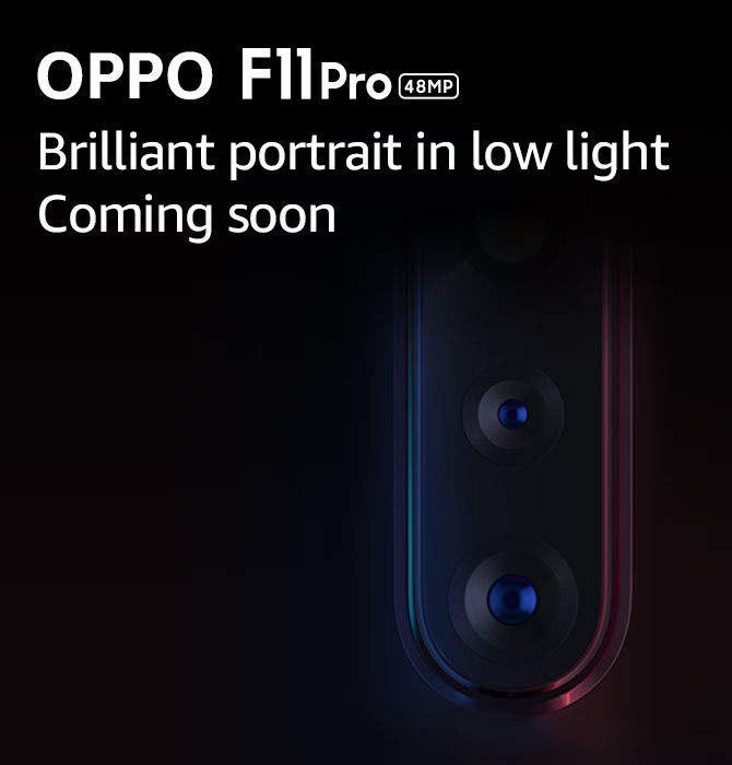 Oppo F11 Pro lowlight - AndroidPure