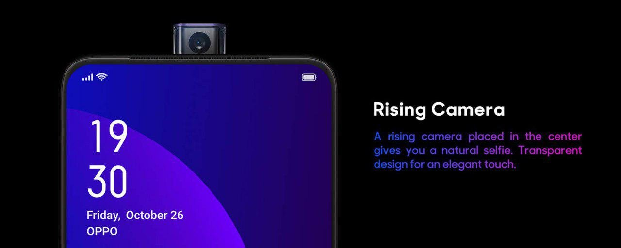 Oppo F11 Pro popup - AndroidPure