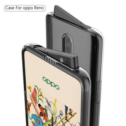 Oppo Reno leaked case renders 4 Oppo Reno leaked case render reveals an odd pop-up selfie camera 6