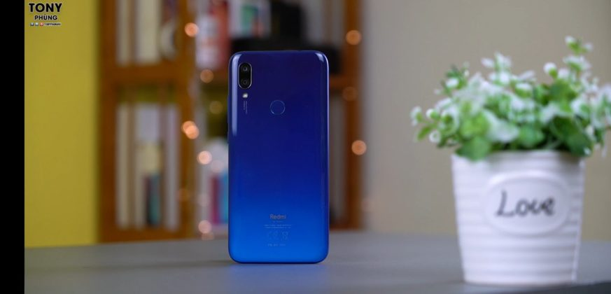 Redmi 7 leaked video