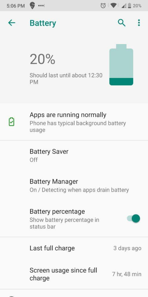 ASUS Zenfone Max Pro M1 Android Pie Update Review Battery