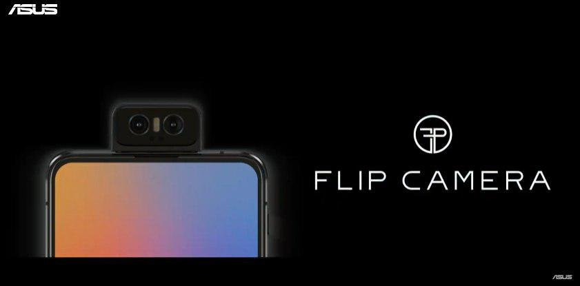 ASUS Zenfone 6 flip camera ASUS Zenfone 6 with Dual Flip Cameras, Snapdragon 855, 5000 mAh battery launched 2