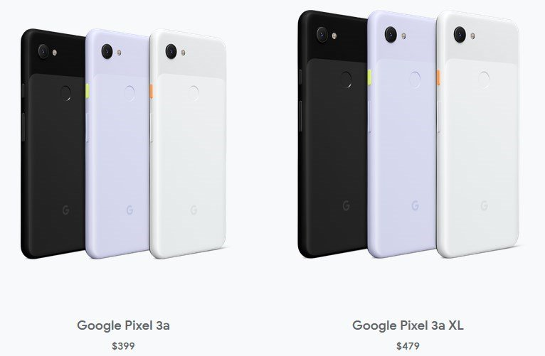Google Pixel 3a price Google Pixel 3a and 3a XL launched, but the prices in India are atrocious 2