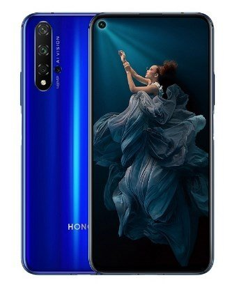 Honor 20 Blue 2