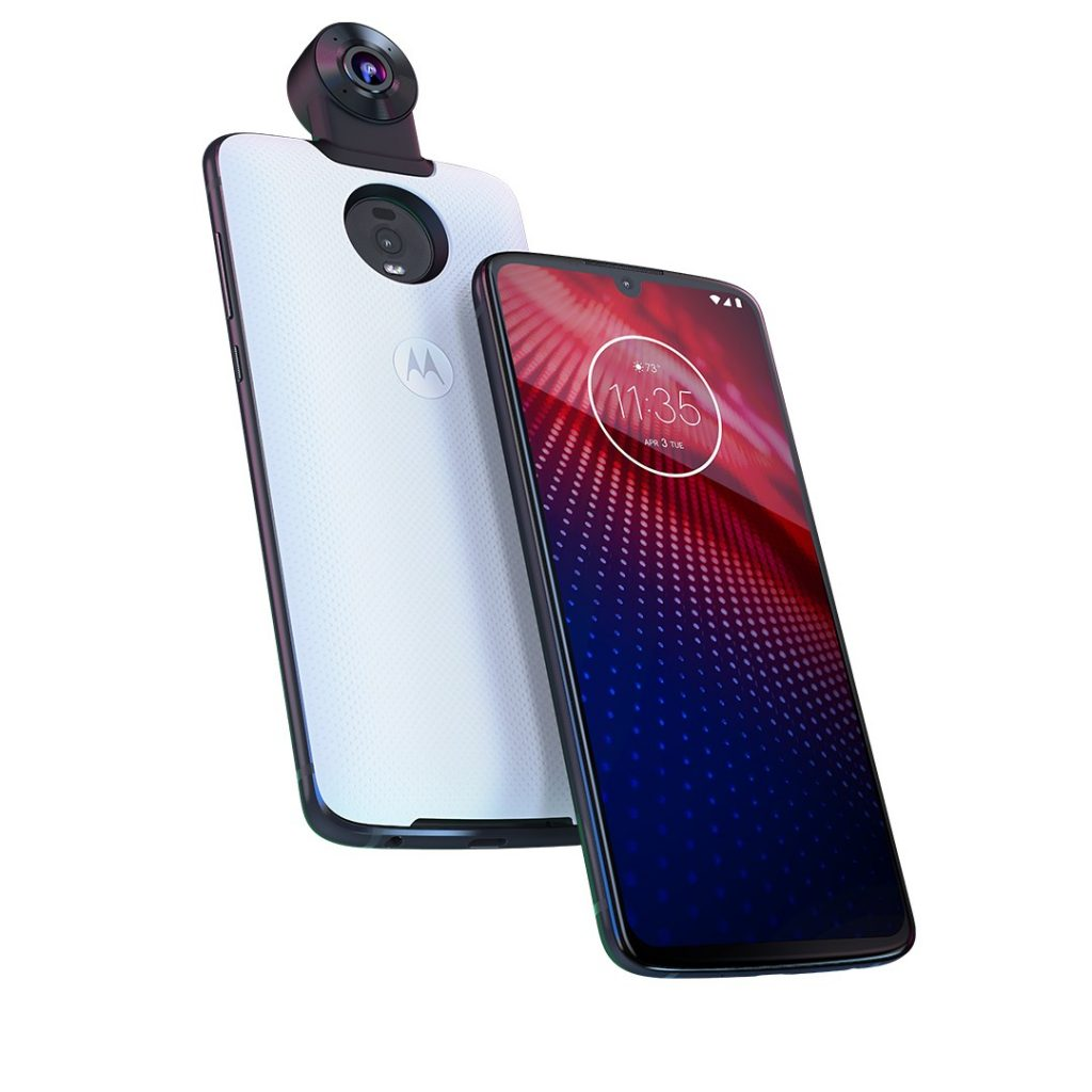 Moto Z4 Moto Z4 with Snapdragon 675, 48MP Camera, In-display fingerprint scanner announced 2