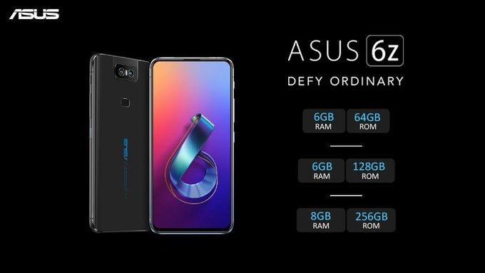 ASUS 6Z India price