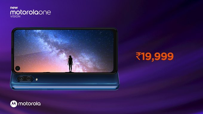 Motorola One Vision India 2 Motorola One Vision with Exynos processor, 21:9 display, 48MP camera launched in India 1