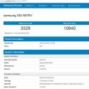 Samsung Galaxy Note 10 benchmark a