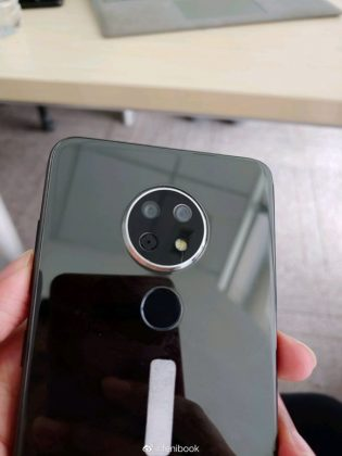 Nokia Daredevil 3 Nokia Daredevil real life photos surfaces; shows water-drop notch, triple rear-cameras 2