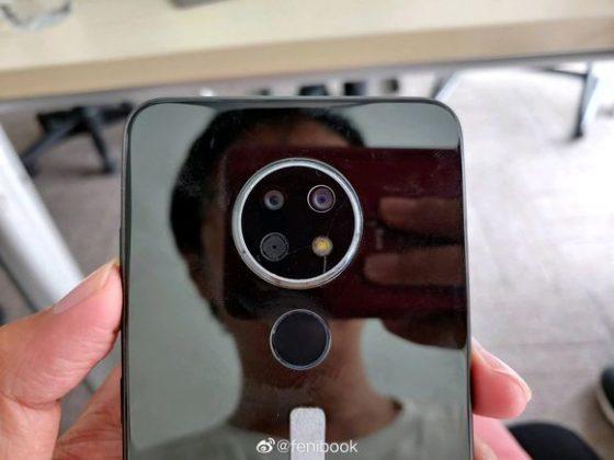 Nokia Daredevil Nokia Daredevil real life photos surfaces; shows water-drop notch, triple rear-cameras 3