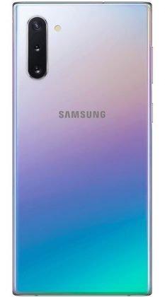 Samsung Galaxy Note10 leaked press renders
