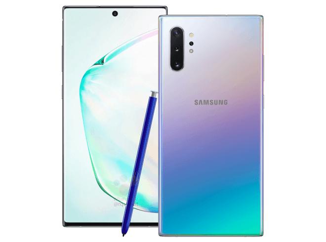 Samsung Galaxy Note10 Plus specs