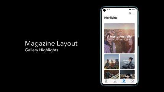 Magic UI 3.0 update features - Magazine Layout
