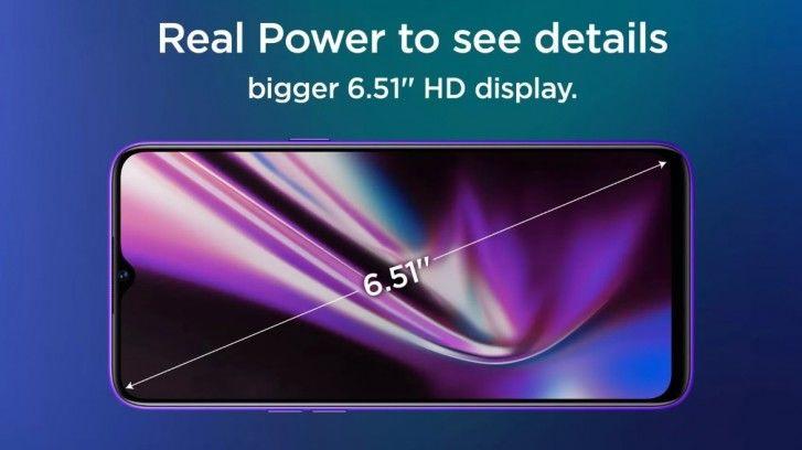 Realme 5s Display