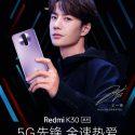 Redmi K30 5g Press Render