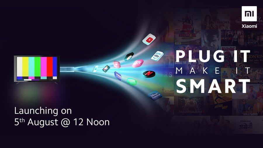 Mi TV Stick India Launch Date