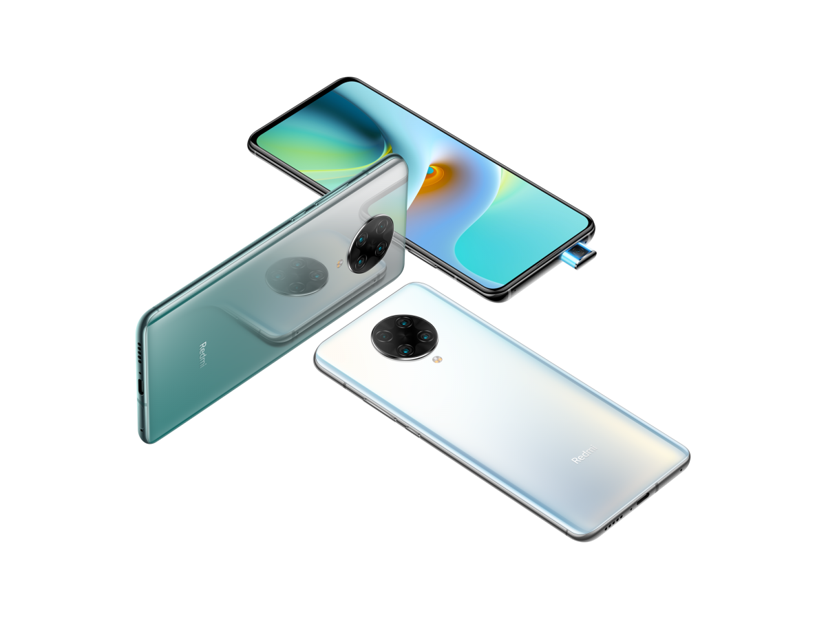 Redmi K30 Ultra colours